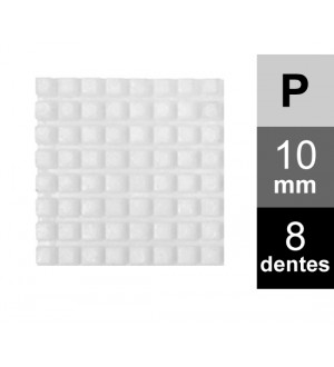Macho Do Picador De Legumes Pequeno 10X10mm Spl-1 Spolu