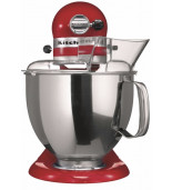 Batedeira Stand Mixer Artisan 4,8L Empire Red 127V KitchenAid